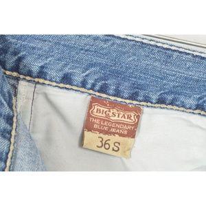 Big Star Jeans - Big Star jeans 36 x 32 men Pioneer flap back pocke